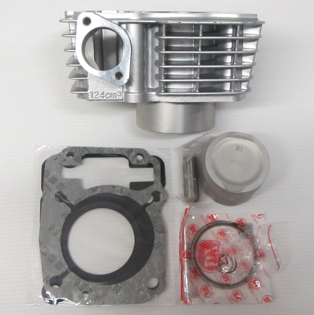 kit cylindre piston joints pour HONDA 125 XR.L 2012 à 2019 ALU