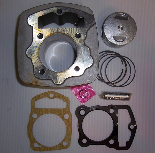 kit origine HONDA cylindre piston joints 125 CB.F 2009 à 2011