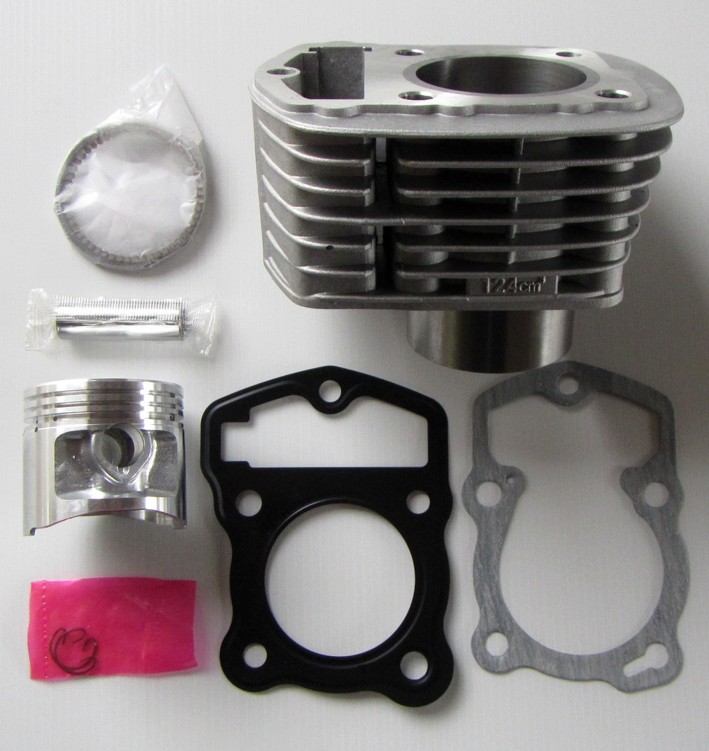 kit cylindre piston joints 125 XL CBS3 CBS XLS XLR XR TL 124cc
