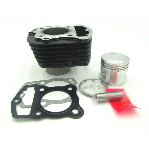 kit cylindre 124 cc NOIR piston joints 125 XL CBS XLS XLR XR TL
