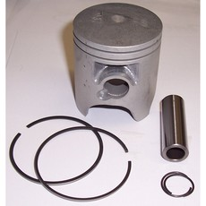 kit piston 125 MTX et MBX 1983 à 1987 cote 57mm