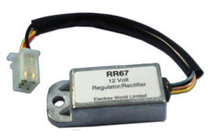 régulateur de tension 12 Volts 125 MTX