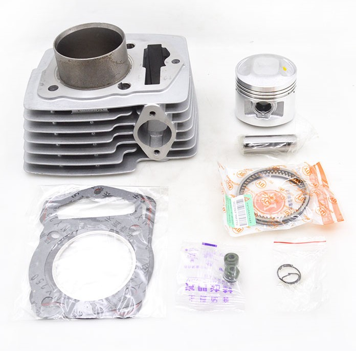 kit cylindre piston joints pour honda 125 CLR CITY FLY