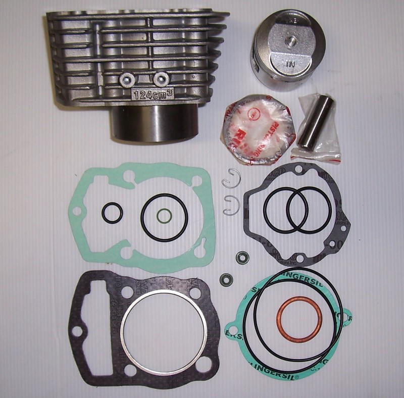 kit cylindre piston joints 170 cc XLS XLR TLR racing pist WISECO
