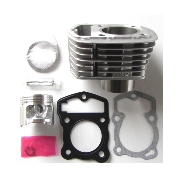 kit cylindre 124 cc GRIS piston joints 125 XL CBS XLS XLR XR TL